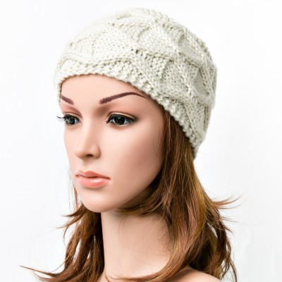Women's Wide Knitted Head Wrap