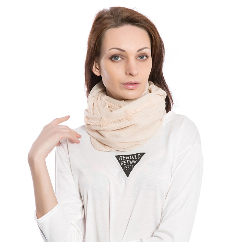 Women's Fashion Solid Scarf